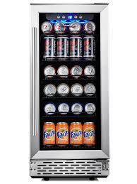 phiestina15 inch beverage cooler under