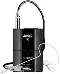 AKG DPT TETRAD поясной <b>передатчик для радиосистемы</b> ...