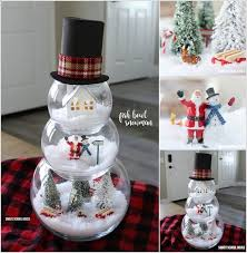 10 cute snowman crafts to try this winter