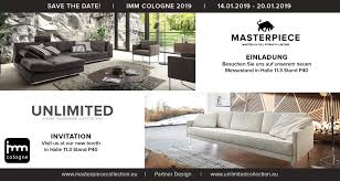 visit our stand at imm cologne 14th