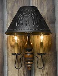 punched tin lighting fixtures. love this sconce with the punched tin shade lighting fixtures h