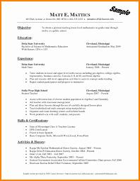 Teacheresume Template Microsoft Word Free Cv Sample Pdf Templates