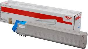 <b>45536415 OKI</b> C931dn <b>Toner Cartridge</b> Cyan <b>24k</b> for sale online ...