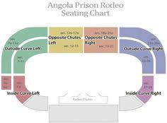 Sikeston Rodeo Seating Chart 13 Best Angola Project Images Rodeo Angola Rodeo