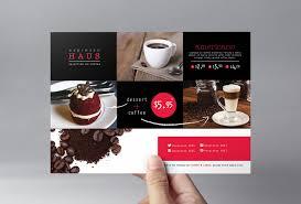 Menu Flyer Template Cafe Menu Flyer Template In PSD Ai Vector BrandPacks 17
