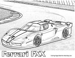 Small Picture Workhorse Ferrari Coloring Pages Best Of Theotix Me Throughout