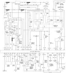 ЭРектросхемы ford taurus ford taurus sho mercury sable 1986 1995 Рисунок 1 4 cylinder engine control wiring diagram 1986 vehicles