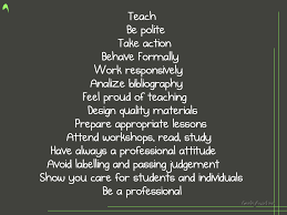best images about teacher professionalism