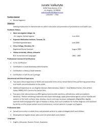 Resume Sample Dental Hygienist Factory Worker New Grad Skills Examples Of Dental  Hygiene ...