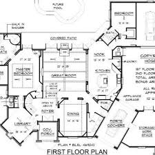 Floor Plans For A House U2013 House Floor Plans With Estimated Cost To Blueprints For A House