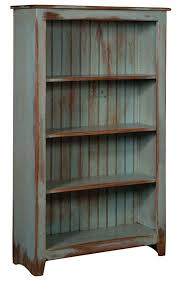 distressed wood bookcase primitive pine bookcase height distressed wood shelf with hooks
