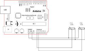 arduino joystick Elevator Schematic Diagram the joystick schematic how this works