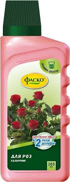 <b>Удобрение жидкое</b> Фаско <b>Цветочное счастье</b>, для роз, 285 мл