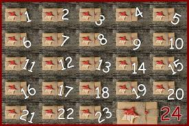 advent calander advent calendar door free image on pixabay