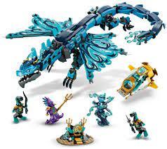 Dive into LEGO Ninjago Seabound (Season 15) & Legacy Set Photos - Jay's  Brick Blog