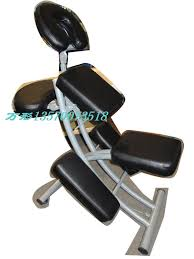 massage table and chair. Short Description Folding Massage Table Curved Pipe Stainless Material Frame Black Leather Cover Cushion Chair And