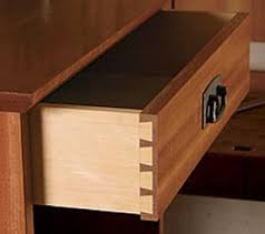 types of drawer joints. blind dovetail joint types of drawer joints