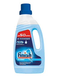 Finish classic <b>гель</b> средство для мытья посуды для пмм, 1000мл ...