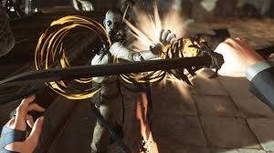 Review Dishonored 2 Sony Playstation 4 Diehard Gamefan 2018