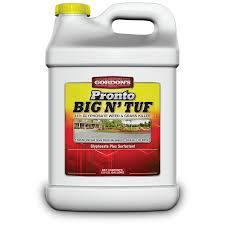 Gordons Pronto Big N Tuf 41 Glyphosate Weed Grass Killer