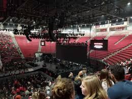 Rimac Arena Seating Chart Photos At Viejas Arena