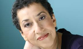 """Andrea Levy's Small Island – her fourth novel – has had a glorious career: it not only won the Orange prize, but was voted """"Best of the Best"""" novels ever to ... - andrea-levy-001"""