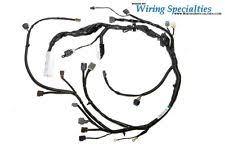 240sx engine harness wiring specialties engine harness for s14 sr20det sr sr20 kouki to s14 240sx