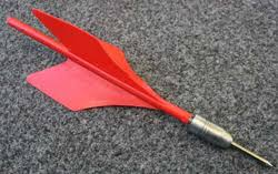sharp darts. lawn darts: darts are quite awesome for numerous reasons. first, they\u0027re gigantic, extremely sharp that you hurl across a -- ideally with an