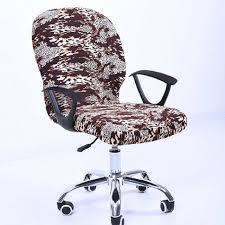 computer chair slipcover. Plain Slipcover Elastic Office Chair Covers Seat For Computer Chairs Stretch  Rotating Cover Desk Slipcover Throughout