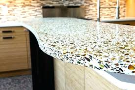 recycled glass countertops recycled glass post recycled