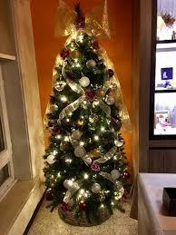 Artificial Christmas Tree Montana Slim Tree 165 - mix PP / PVC material,  small tree, top quality!
