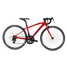 2016 Fuji Ace 650 Youth Road Bike 2x7 Speed Red Blue 13 75 35cm