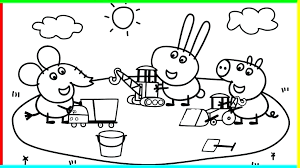 Printable Pig Coloring Pages Coloring Pages Pig Coloring Pages