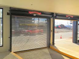 Decorating overhead roll up door pictures : Interior Overhead Rolling Door • Interior Doors Ideas