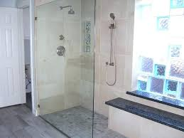 glass block window in shower reviews wall installation windows bathroom simple with sizes bathrooms scenic b
