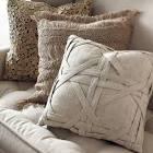Диванная подушка с выкройкой