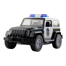 Remote Control Police Car With Working Lights And Siren Amazon Com Chinatera Rc Police Car With Lights Siren