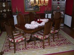 image of rug for dining table cover