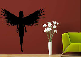 Small Picture Angel Wings 1 Contemporary Wall Stickers Adhesive Wall Sticker
