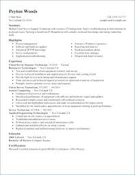 Examples Of Job Skills To List In A Resume Resume Directory