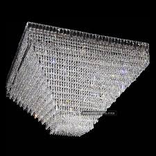 Swarovski crystal lighting Rectangular 396182 Pinterest 396182crystal Flush Mountshongkong Sunwe Lighting Coltdwe