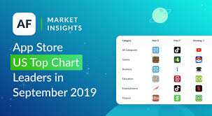 App Store Top Charts Top Apps Games In The Us App Store For September 2019
