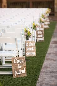 Diy Rustic Wedding Sign