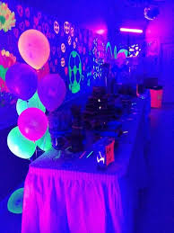 lighting for parties ideas. blacklight party table lighting for parties ideas l