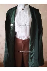 Yoki Size Chart Mushishi Ginko Yoki Dark Green Cosplay Costume