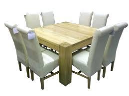 large square dining table large square dining table large size of round dining table elegant for