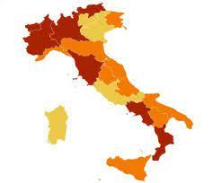 NUOVE ZONE ARANCIONI E ROSSE IN ITALIA – Comune di Ostiano Sito  Istituzionale