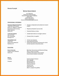 Very Simple Resume Epub Descargar Resume Format Simple Resume Templates