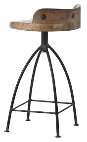 bar stools metal and wood. Unthinkable Bar Stools With Metal Legs Counter Wood Seat Stool Wooden Cutting Leather And I