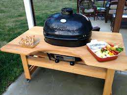 diy grill table cypress grill table diy weber charcoal grill table diy grill